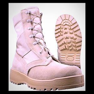 Army Combat Boots Hot Weather